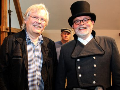 """Das Jahr 2015: Der """"Datterich"""" nicht nur auf dem Kühkopf"""