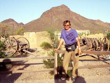 Der Natur war ich noch nie so nah – Arizona (1992)