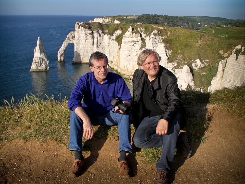 Wo sich Land und Meer vereinen - Normandie (2011)