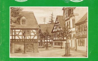 1987 – Hessischer Schützentag in Groß-Gerau