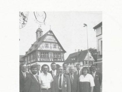 1993 – 40 Jahre Schützenkreis Groß-Gerau