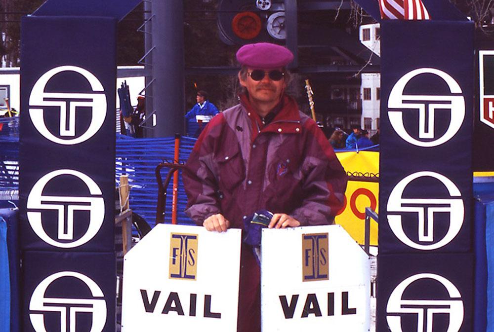 1994 - USA-Skifahren - Ganz locker mit Wasi geplaudert