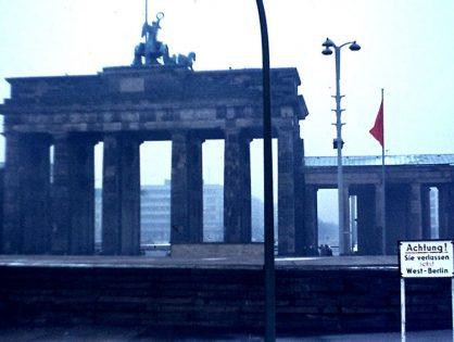 1973….wir fahren nach Berlin, aber wie?