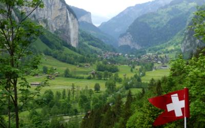 2018 – Steile Felswände und tosende Wasserfälle