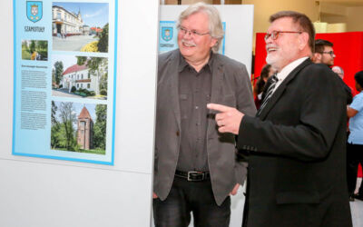 Das Jahr 2017 – Schweisch Bub und Zwei Gerer in vier Partnerstädten