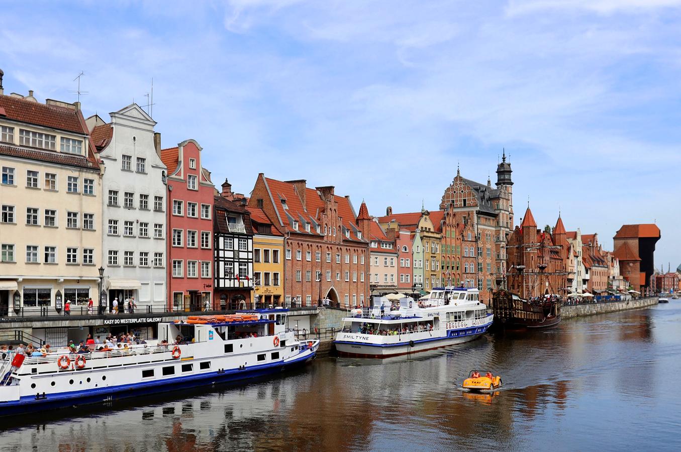 2019 Alte Hansestädte und das Naturparadies der Masuren