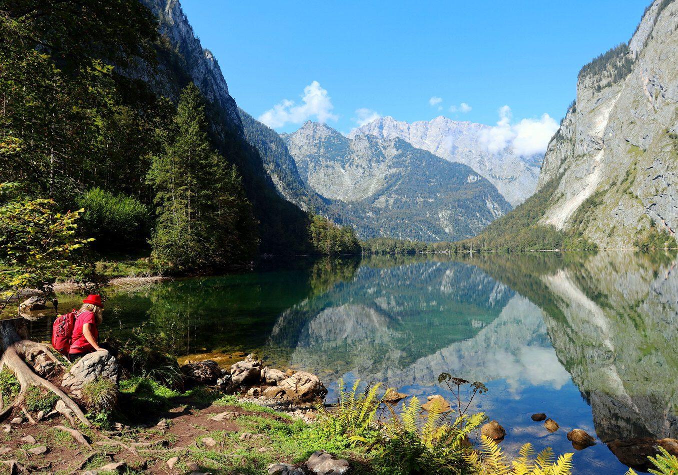 2020 Glasklares Wasser und die Perle der Alpen